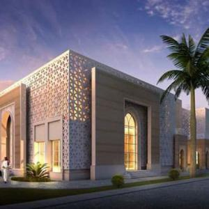 Interface design for Gulf Villas 2020